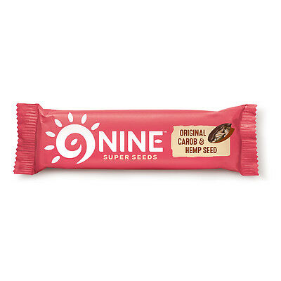 9Bar Original Energy Bar 50g (pack of 16)