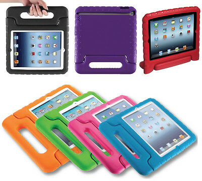 Kid Friendly Protective Foam Shell Case for the iPad Air 1&2