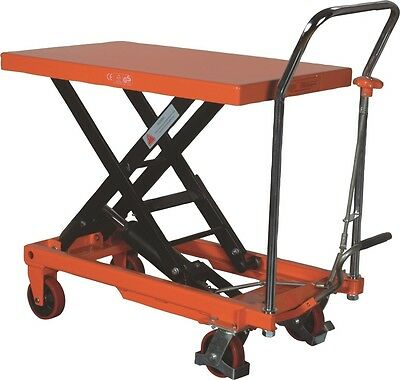 Table Elevatrice Mobile 500Kg Pro Gs   S15328