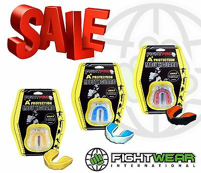 FightPro Gel Mouth Guard - Gum Shield