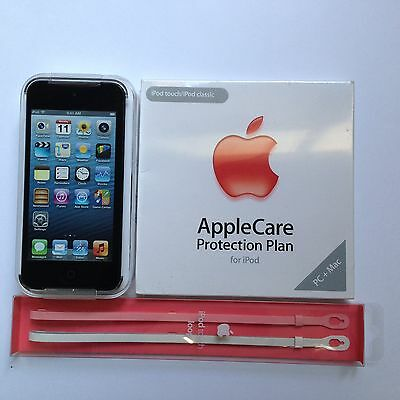 Apple iPod Touch 32GB Black S MD723NF/A + Touch Loop + Applecare Protection Plan