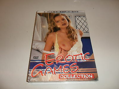 DVD  Erotic Games Collection In der Hauptrolle Various