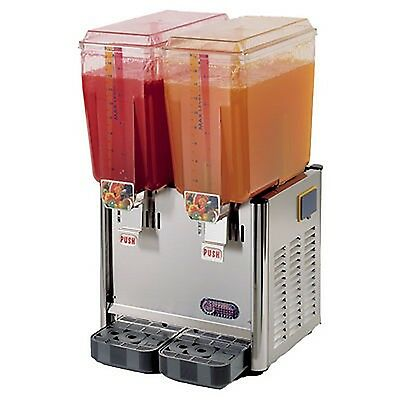 Cofrimell - 2 Bowl Cold Drink Dispenser Jetcof 240 S FREE SHIPPING