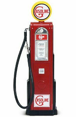 New In Box  1//18 Road Signature  Diecast  Chevrolet  Corvette Digital Gas Pump