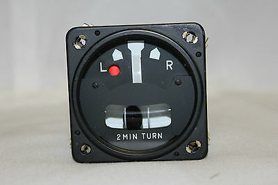 United Instruments  Turn & Slip      2 Minute Turn    9551