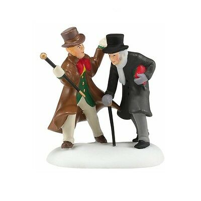 DEPARTMENT 56 4036526 Christmas a Humbug, Uncle