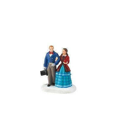 DEPARTMENT 56 4023625 A Fairytale Romance - Honeymoon Accessory of William and K