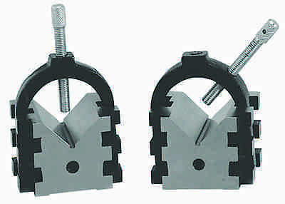 2-3/8 x 2-3/4 x 2 V-Block and Clamp