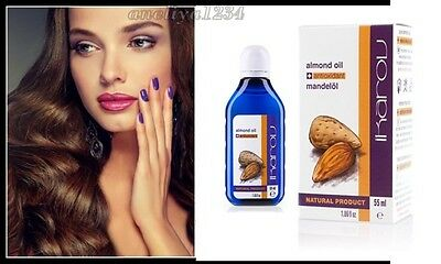 Pure Natural ALMOND Essential Massage Oil IKAROV Aromatherapy ANTIOXIDANT