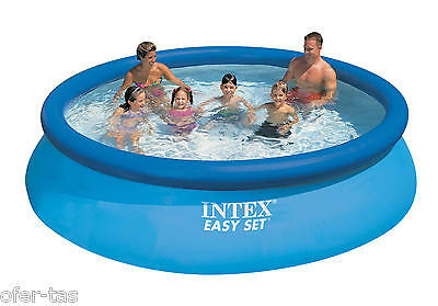 PISCINA HINCHABLE INTEX EASY SET 28130 366x76 cm (SIN DEPURADORA)
