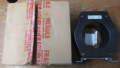 NEW NOS Square D 203R-162 Current Transformer Ratio 1600:5 600V 25-400Hz 10KV