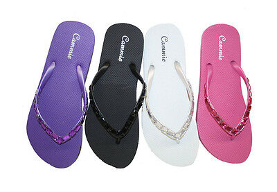d32ccf7a5604 Women flip flop thong sandals with stones Brand New~Best Price ONLY  3.99  WSY033