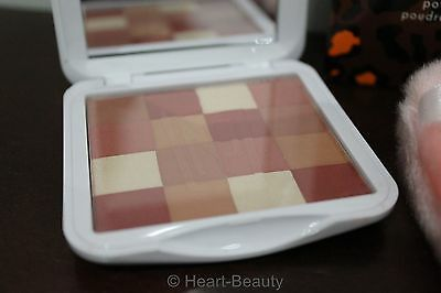 Napoleon Perdis Mosaic Blushing Powder with Puff - New in Box