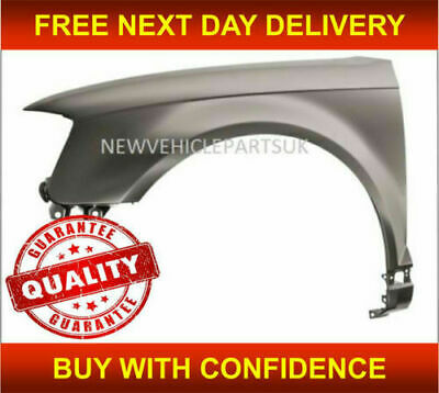 Audi A3 2008-2012 Front Wing Passenger Side Primed New Insurance Approved