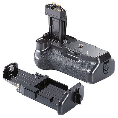 Neewer Vertical Battery Grip Holder for Canon 550D 600D 650D 700D DSLR Camera