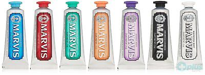 Marvis Luxurious Italian Toothpaste 75ml - All Flavours