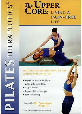 DVD The Upper Core Living a Pain-Free Life