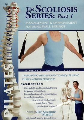Dvd The Scoliosis Series I