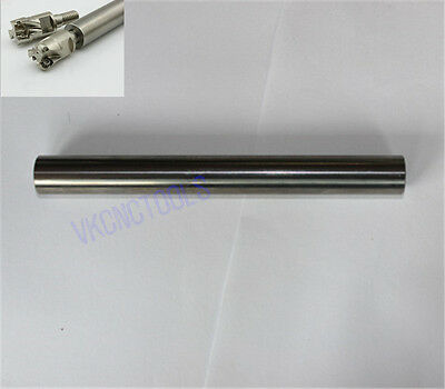 D25*200mm Length M12 Thread Tungsten Carbide Anti-Vibration Extension Shank