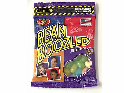 BeanBoozled Bag of Funky Flavoured Jelly Beans - In Stock Now!