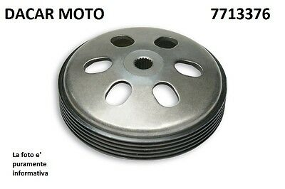 7713376 MAXI WING CLUTCH BELL interno 125 mmPEUGEOT LXR 125 4T LC eur 3 MALOSSI