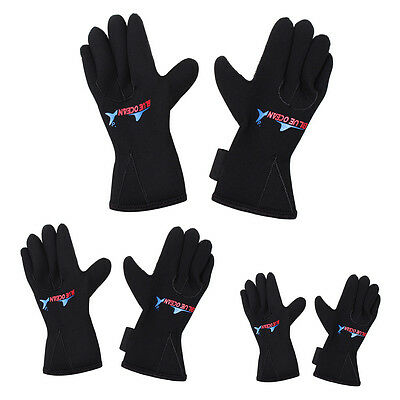3mm Neoprene Anti-Slip Water Sports Dive Gloves for Swimming Scuba Surfing