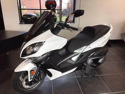 Kymco Xciting 400i ABS - Maxxi Scooter - Brand new and Unused