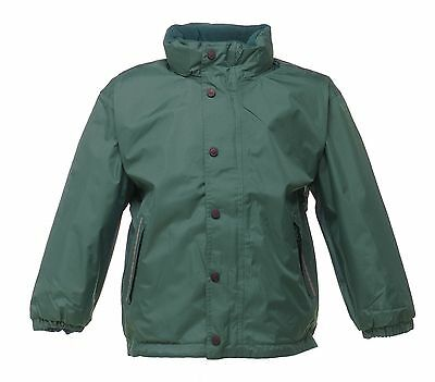 Regatta Childs Term Time Waterproof Reversible Jacket