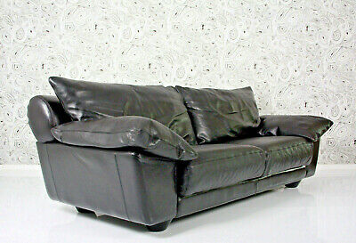 70s SOFA Leder MOLINARI CLUB COUCH ~ TOP LEDER TOP ZUSTAND ~  leather