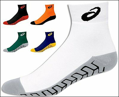 Asics Snap Down ADULT Wrestling Socks ZK1106,  5 Colors listed! NEW!