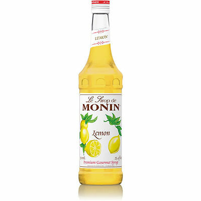 MONIN Lemon Ice Tea Concentrate