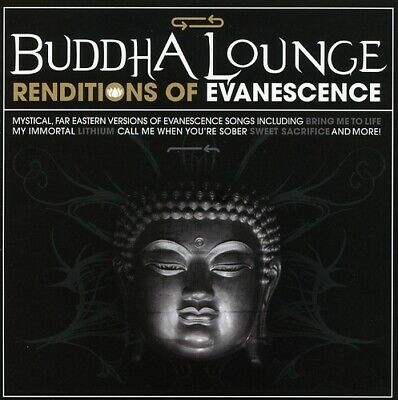 Buddha Lounge Renditions Of Evanescence - Evanescence Tribute (2007, CD NEUF)