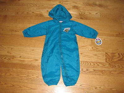 NEW Charlotte Hornets Windsuit Coverall Baby Size 6//9M 6//9 Mo Boys Girls Romper