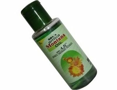 SBL Arnica Montana Homeopathy Hair Oil Strengthens & Reduces Hair Fall 100ml