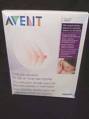 Philips Avent 2 Niplettes For Inverted Nipples
