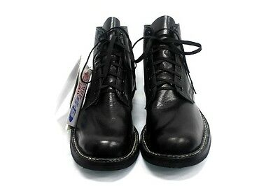244bf7a75b WHITES BOOTS MEN S 5   Semi Dress Black Cherry Water Buffalo Made in ...