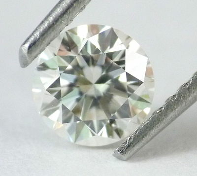 0.59 carat G VVS1 Loose Natural Diamond  Round Brilliant Cut IGL Certified