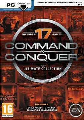 Command & Conquer: The Ultimate Collection - PC ORIGIN