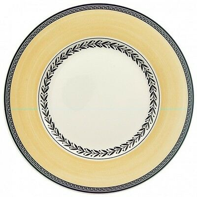 "Villeroy and Boch Audun Fleur 6.25"" New bread and butter plate"