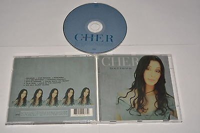 Cher - Believe - Music Cd Release Year:1998