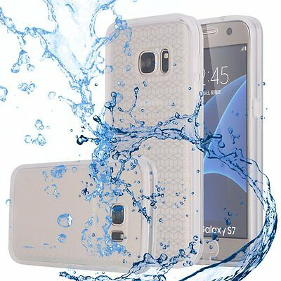 Waterproof Dirt Proof TPU Shockproof Case Case For Samsung Galaxy S7 Edge / S7