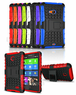 HTC Desire 530  Shockproof Tough Silicone Strong Case Built-in Stand