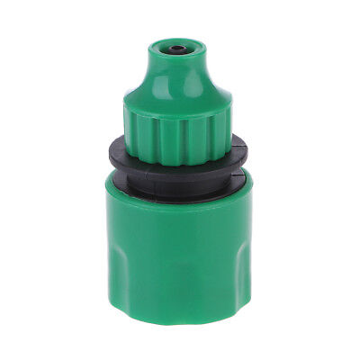 Pipe Fitting Tap Adaptor Connector Garden G1/2 G3/4 in 1/4'' 3/8'' Water Hose