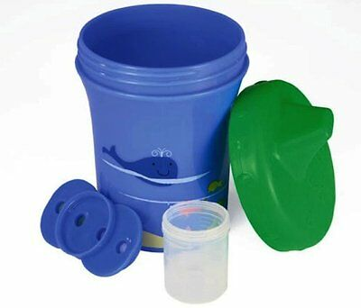 Sippy Sure The Medicine Dispensing Sippy Cup, Blue/Green New