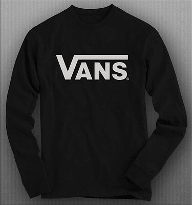 Vans Long Sleeve T Shirt