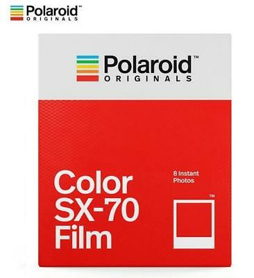 Polaroid ORIGINALS (Impossible) Color Instant Film for SX-70 SX70 Land Camera