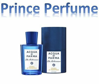 ACQUA DI PARMA BLU MEDITERRANEO CEDRO DI TAORMINA EDT NATURAL SPRAY - 75 ml