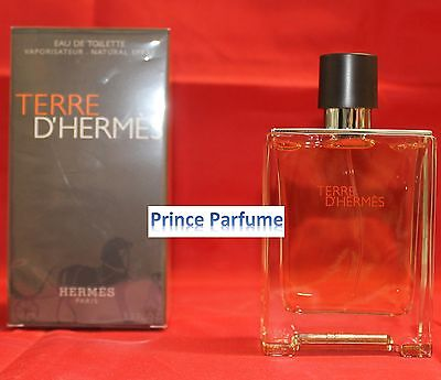 TERRE D'HERMES EDT VAPO NATURAL SPRAY - 50 ml