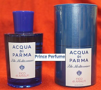 ACQUA DI PARMA BLU MEDITERRANEO FICO DI AMALFI EDT NATURAL SPRAY - 150 ml