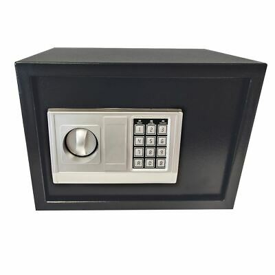 Kct Large Home Digital Safe Secure Safety Box High Security Office Electronic